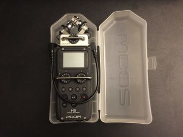 Zoom H5 Handy Recorder w/ Interchangeable Mic System