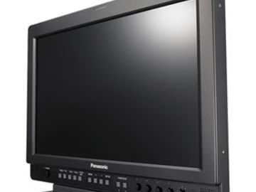 Panasonic BT-LH1710 17-in Widescreen LCD Monitor