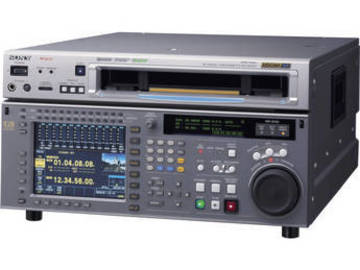 Rent: Sony SRW-5500 HDCAM SR Video Tape Recorder