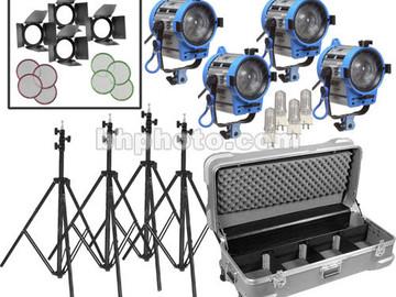 Rent: Arri Fresnel 4-Light Kit