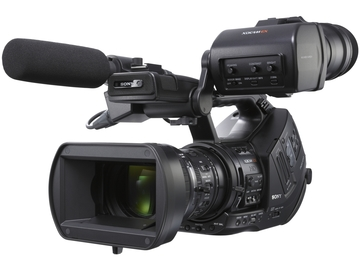 Rent: Sony EX3 for rent, discounts on long term
