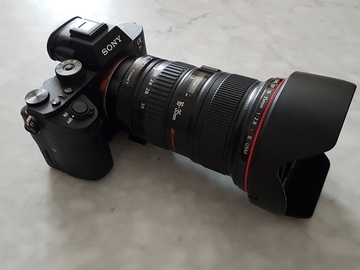 Rent: Sony a7S II 4k Premium Package w/ 2 Lenses + Accessories