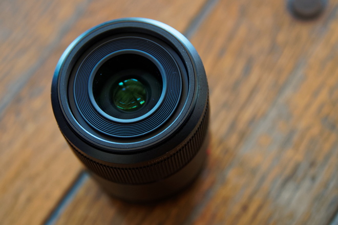 Panasonic Lumix 30mm Macro Lens 2.8 for micro 4/3