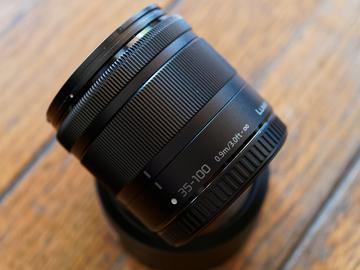 Rent: Panasonic LUMIX G VARIO 35-100mm f/4.0-5.6 ASPH. MEGA O.I.S.