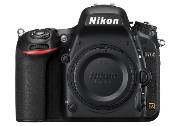Nikon D750 w/ 50mm 1.8 Lens