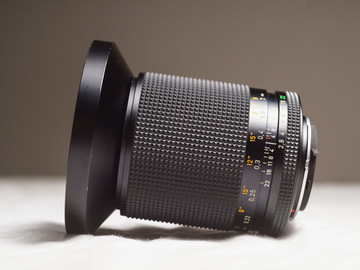 Contax Zeiss Set of Primes and Zooms