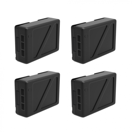 DJI Inspire 2 Battery Package  TB50 + CrystalSky Batteries