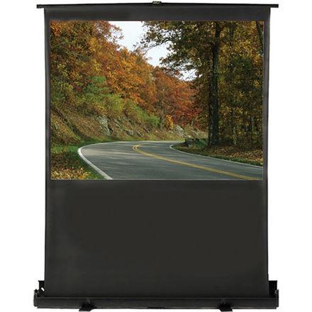 "HamiltonBuhl AC-6448 Portable Projection Screen (64 x 48"""")"