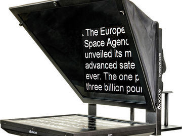 Rent: AUTOCUE - QTV TELEPROMPTER 15 INCH