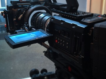 Rent: Blackmagic Ursa Mini 4.6k PL Mount