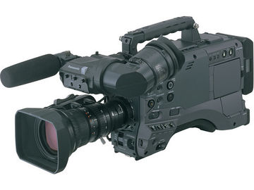 "Rent: Panasonic AG-HPX500 2/3""  P2 Camcorder W/LENS"