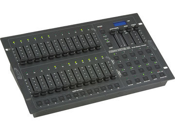 Rent: Elation Stage Setter-24 24-ch DMX Lighting Controller