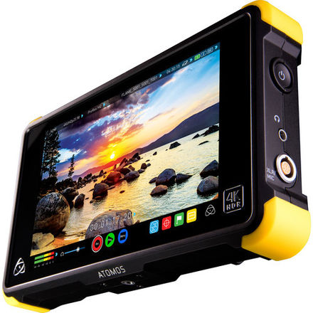 Atomos Shogun Flame 7-in 4K HDMI/SDI Recorder