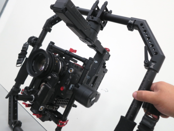 Rent: Cinemilled Pro-Ring for DJI Ronin & Ready Rig
