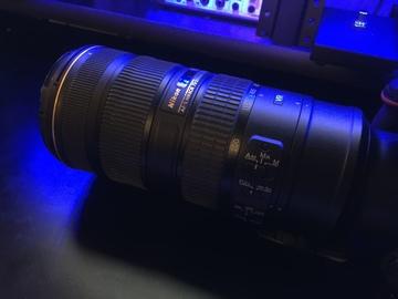 Rent: Nikon AF-S Nikkor 70-200mm f/2.8 VRII
