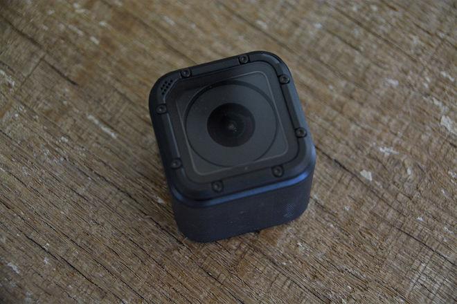 GoPro Hero4 Session w/Mounts