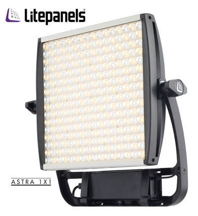 Litepanels Astra 4x Bi-Color LED Light w/ Gold Mount