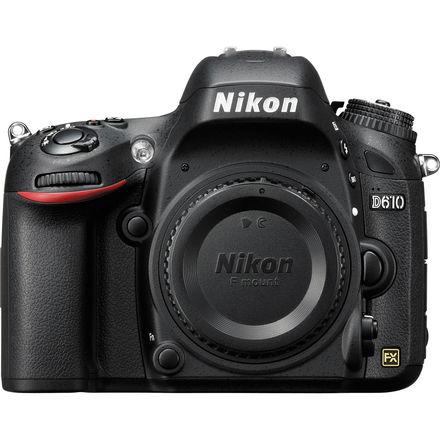 Nikon D610 Full Frame Camera - Body Only