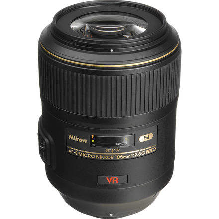 Nikon AF-S Nikkor 105mm f/2.8G IF-ED VR Micro
