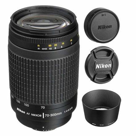 Nikon AF Zoom Nikkor 70-300mm f/4-5.6G