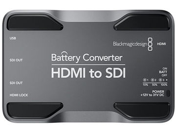 Rent: BLACKMAGIC - BATTERY CONVERTER - HDMI TO SDI