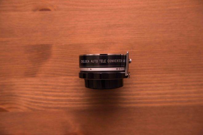 Chelsea Auto Tele Converter 2x For Nikon Lens