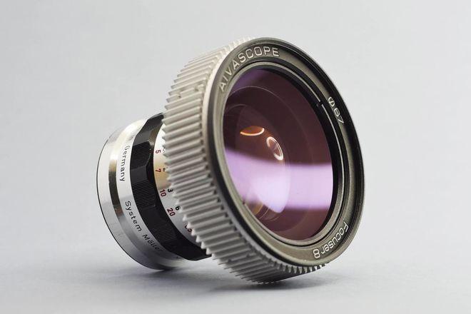 Rent a Bolex Moller Anamorphot 8/16/1 5x Anamorphic w/ Single focus