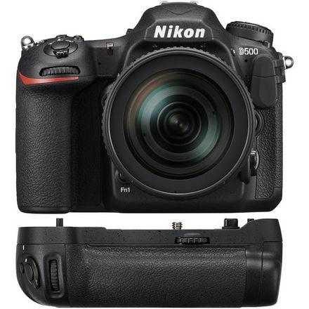 NIKON D500 W/AF-S NIKKOR 10-200