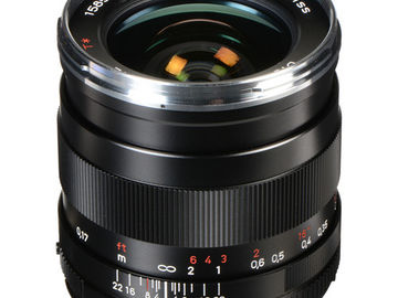 ZEISS Distagon F/ 2 T* 2,8/25  lens for Nikon
