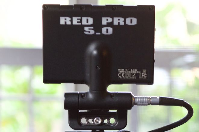 """RED Touch 5.0"""" LCD"""