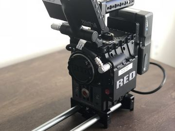 RED Scarlet-X Package with Zeiss ZE Lenses