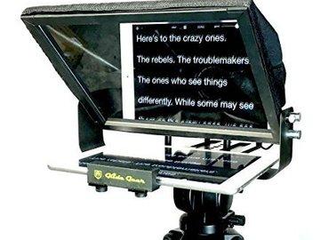Rent: Glide Gear Adjustable iPad Smartphone Teleprompter w/ Beam S