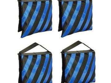 Rent: 4 - StudioFX SANDBAG Sand Bag SADDLEBAG DESIGN