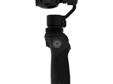 Rent: DJI Osmo Handheld 4K Camera and 3-Axis Gimbal