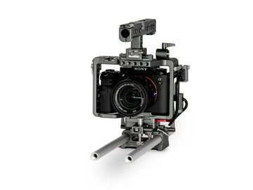Sony A7S2  Production Kit (Tilta Caged) with Lenses