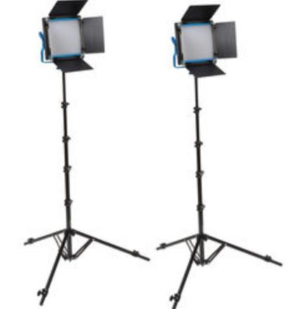 Dracast S Series Plus Bi-Color LED500 Panel Set of Two