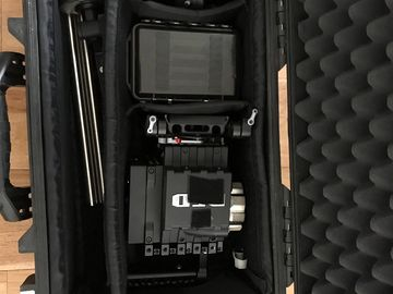 RED Epic-MX 5K pack with Assistant