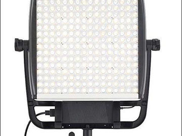 Set of (2) - Astra 1 X 1 Daylight Litepanels