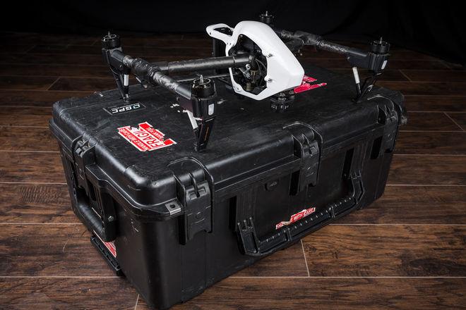 DJI Inspire 1 V2.0 Quadcopter - Full Drone Package
