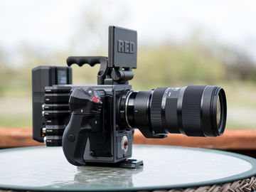 RED Scarlet-W Dragon 5K + sigma 18-35mm f1.8