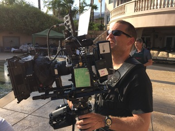 Red Dragon Full Cine Package, Lenses, Support, Monitoring