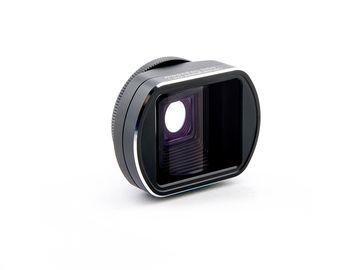 Moondog Anamorphic lens + iPhone case