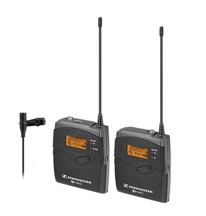 Sennheiser ew 112-p ENG G3 Wireless Kit (Band:A)