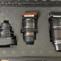 Rent: Lomo Anamorphic Square Front Lens (Set of 3) and Diopters