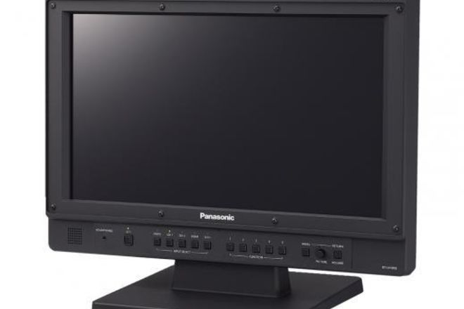 Panasonic BT-LH1850 18.5-in HD/SD LCD Widescreen Monitor