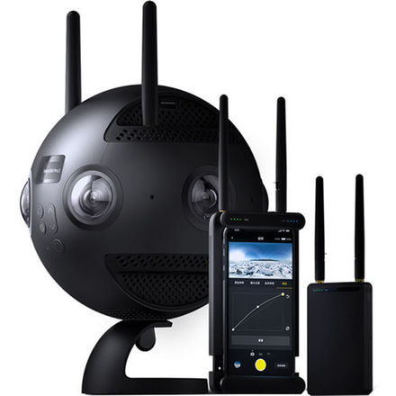 Insta360 Pro 2 with Far Sight + Support & Accessories