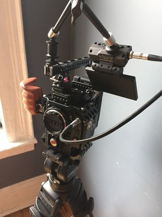 RED Epic Dragon 6K ready to shoot