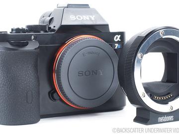 Rent: Sony a7S II + EF Adapter Kit