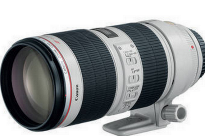 Canon 70-200mm 2.8L IS II USM LENS
