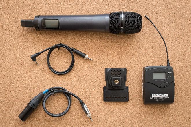 Sennheiser Wireless Handheld Mic Kit w/ SKM 100-835 G3